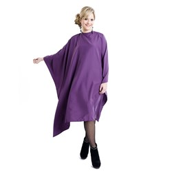 Elektra Delight Me Styling Cape - Purple