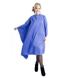 Elektra Delight Me Styling Cape - Dusty Blue