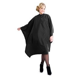 Salon Smart Delight Me Styling Cape in Black