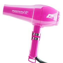 Parlux Premium Superturbo HP Hair Dryer Fuchsia