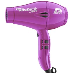 Parlux Advance Light Ceramic and Ionic Hair Dryer Purple