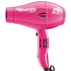 Parlux Advance Light Ceramic and Ionic Hair Dryer Pink