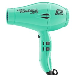 Parlux Advance Light Ceramic and Ionic Hair Dryer Aquamarine