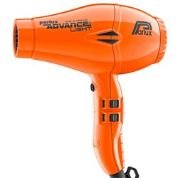 Parlux Advance Light Ceramic and Ionic Hair Dryer Orange