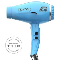 Parlux Alyon Air Ionizer Tech Hair Dryer Blue