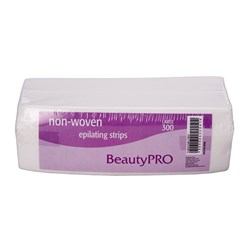 BeautyPRO Non-Woven Large Wax Strips, 300pk