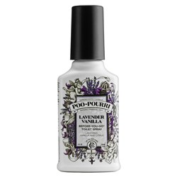 Poo Pourri Lavender Vanilla Toilet Spray 118mL