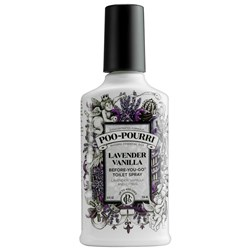 Poo Pourri Lavender Vanilla Toilet Spray 236mL