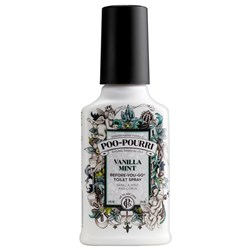 Poo Pourri Vanilla Mint Toilet Spray 118mL