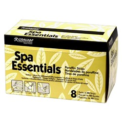 Graham Professional Spa Essential Paraffin Strips