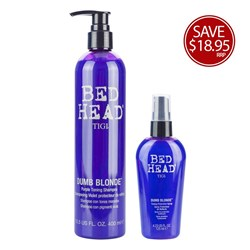 TIGI Bed Head Tone It Down Blondie Duo Hair Pack