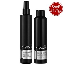 TIGI Catwalk Serious Texture Hair Duo Pack