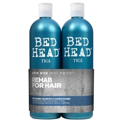 TIGI Bed Head Recovery Shampoo and Conditioner Tween Duo Pack