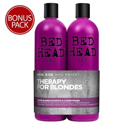 TIGI Bed Head Dumb Blonde Tween Duo Pack