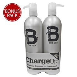 TIGI Bed Head B For Men Charge Up Tween Duo Pack