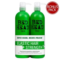 TIGI Bed Head Elasticate Tween Duo Pack 750mL