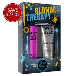 TIGI Bed Head Blonde Therapy Trio Hair Pack
