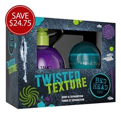 TIGI Bed Head Twisted Texture Duo Hair Pack