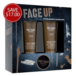 TIGI Bed Head B For Men Face Up Duo Hair Pack