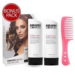 Keratin Complex Colour Hair Care Gift Pack