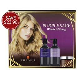 Theorie Purple Sage Blonde Is Strong Pack
