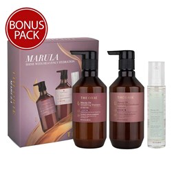 Theorie Marula Oil Shine With Hydration Pack