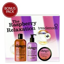 Treaclemoon The Raspberry Relaxation Set