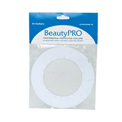 BeautyPRO Professional Protective Collars - 10pk
