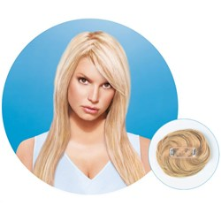 hairdo Jessica Simpson The Fringe Human Hair Clip-In Hair Extensions