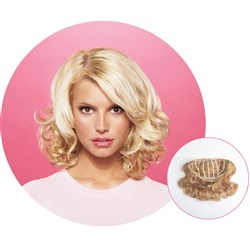 "hairdo 15"" Jessica Simpson Clip-In Wavy Hair Extensions"
