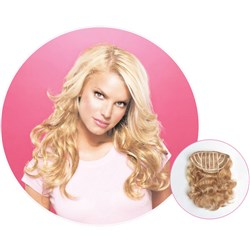 "hairdo 23"" Jessica Simpson Clip-In Wavy Hair Extensions"