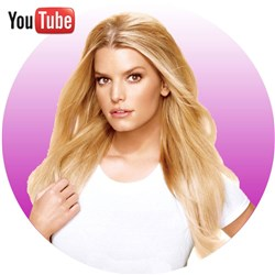 Hairdo Jessica Simpson Hairdo Bump Up The Volume Hair Extensions