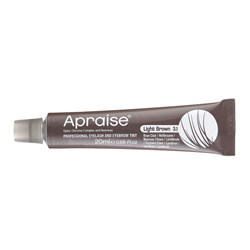 Apraise Eyelash and Eyebrow Tint Light Brown