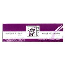 Eyelash Eyebrow Tinting Application Papers - 100pk