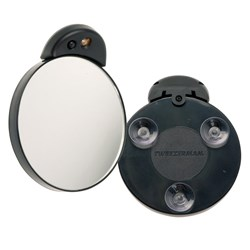 Tweezerman Tweezermate Magnifying Lighted Mirror