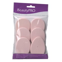BeautyPRO Teardrop Contour Sponges - 6pk