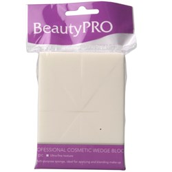 BeautyPRO Cosmetic Wedge Blocks - 8pk