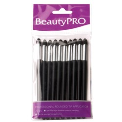 BeautyPRO Rounded Tip Applicators - 10pk