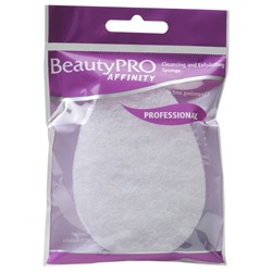 BeautyPRO Affinity Cleansing & Exfoliating Cosmetic Sponge