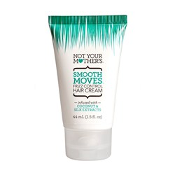 Not Your Mothers Smooth Moves Frizz Control Hair Cream, 44mL