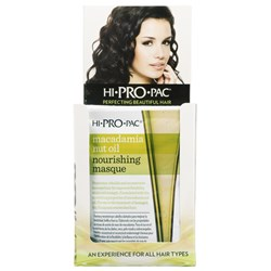 Hi Pro Pac Macadamia Nut Oil Hair Treatment 12pc