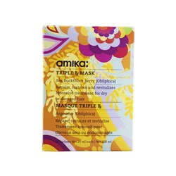amika Triple Rx Hair Treatment Mask Display