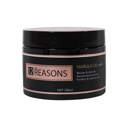 12Reasons Marula Oil Hair Treatment Mask