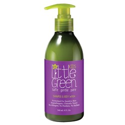 Little Green Kids Shampoo and Body Wash