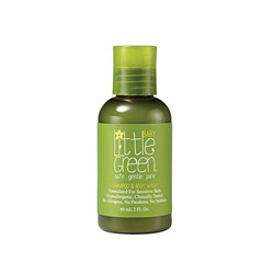 Little Green Baby Travel Shampoo and Body Wash