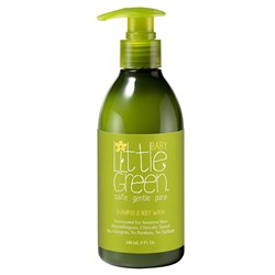 Little Green Baby Shampoo and Body Wash