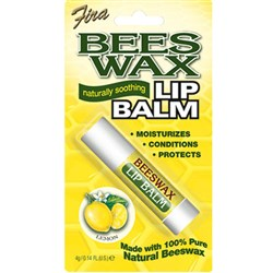 Beeswax Lip Balm – Lemon