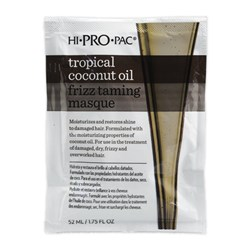 Hi Pro Pac Tropical Coconut Oil Frizz Taming Hair Treatment