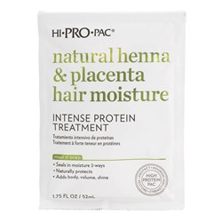 Hi Pro Pac Henna, Placenta, Vitamin E Intense Protein Hair Treatment