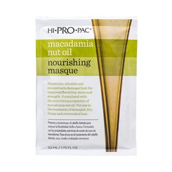 Hi Pro Pac Macadamia Nut Oil Nourishing Masque Hair Treatment